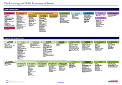 Learning and Skills Taxonomy overview