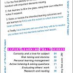 Gapped handout - end of the lesson - Card 24