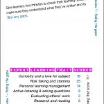 Notes review 1 - finding the gaps - Card 45