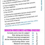 Paired exemplar marking - Card 6